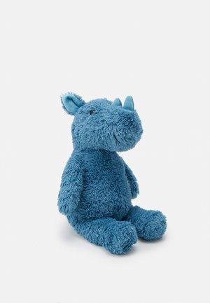 CUSHY RHINO UNISEX - Peluche - blue