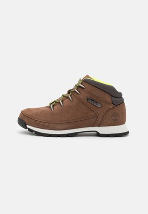 EURO SPRINT HIKER - Botki sznurowane - medium brown