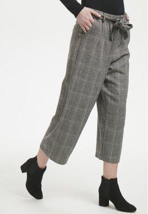 CUANJA  - Spodnie materiałowe - grey