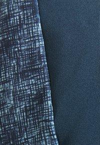 adidas Golf - ULTIMATE 365 PRINTED SHORT SLEEVE  - Polo shirt - crew navy - 3