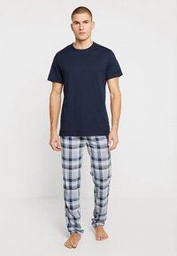 Jockey - PANTS - Pyžamový spodní díl - shell gray - 1