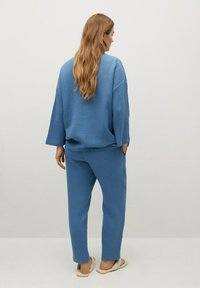 Violeta by Mango - NIGHT - Trousers - blau - 2