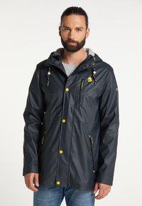 Schmuddelwedda - Waterproof jacket - dunkelmarine - 0