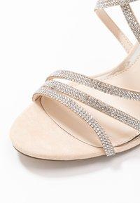 Buffalo - MAKAI - High heeled sandals - nude - 2