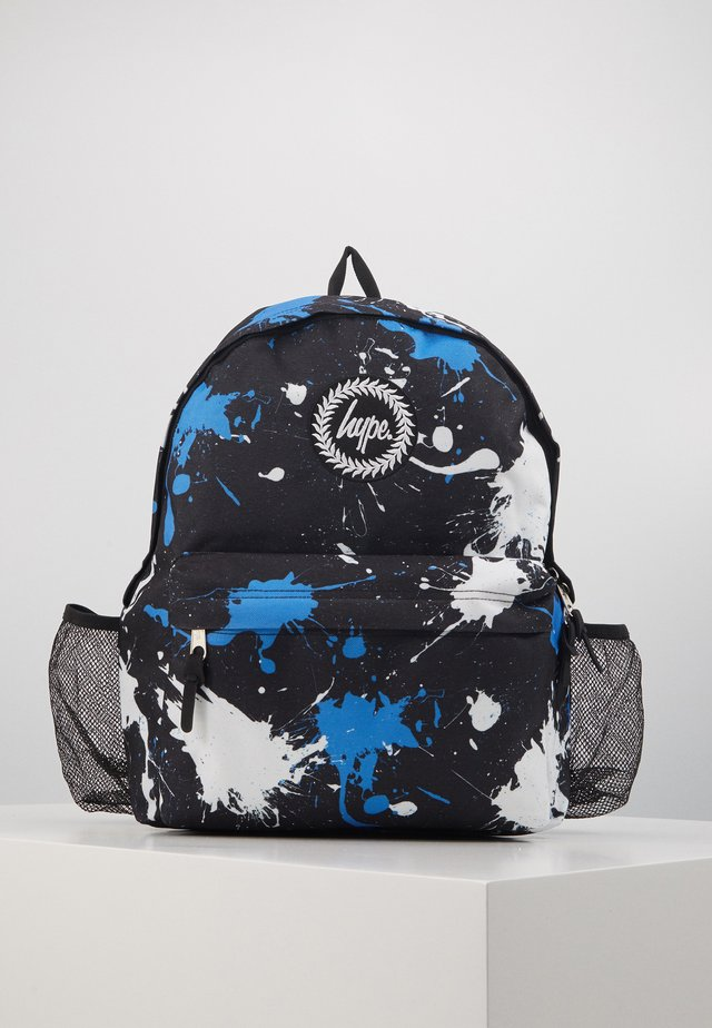 BOTTLE BACKPACK LARGE SPLATTER - Ryggsekk - multi