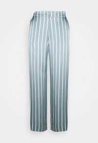 ASCENO - THE LONDON BOTTOM - Pyjama bottoms - dust blue - 0
