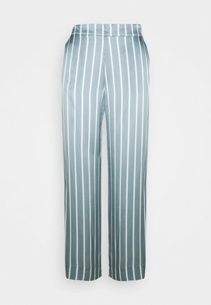 THE LONDON BOTTOM - Pyjama bottoms - dust blue