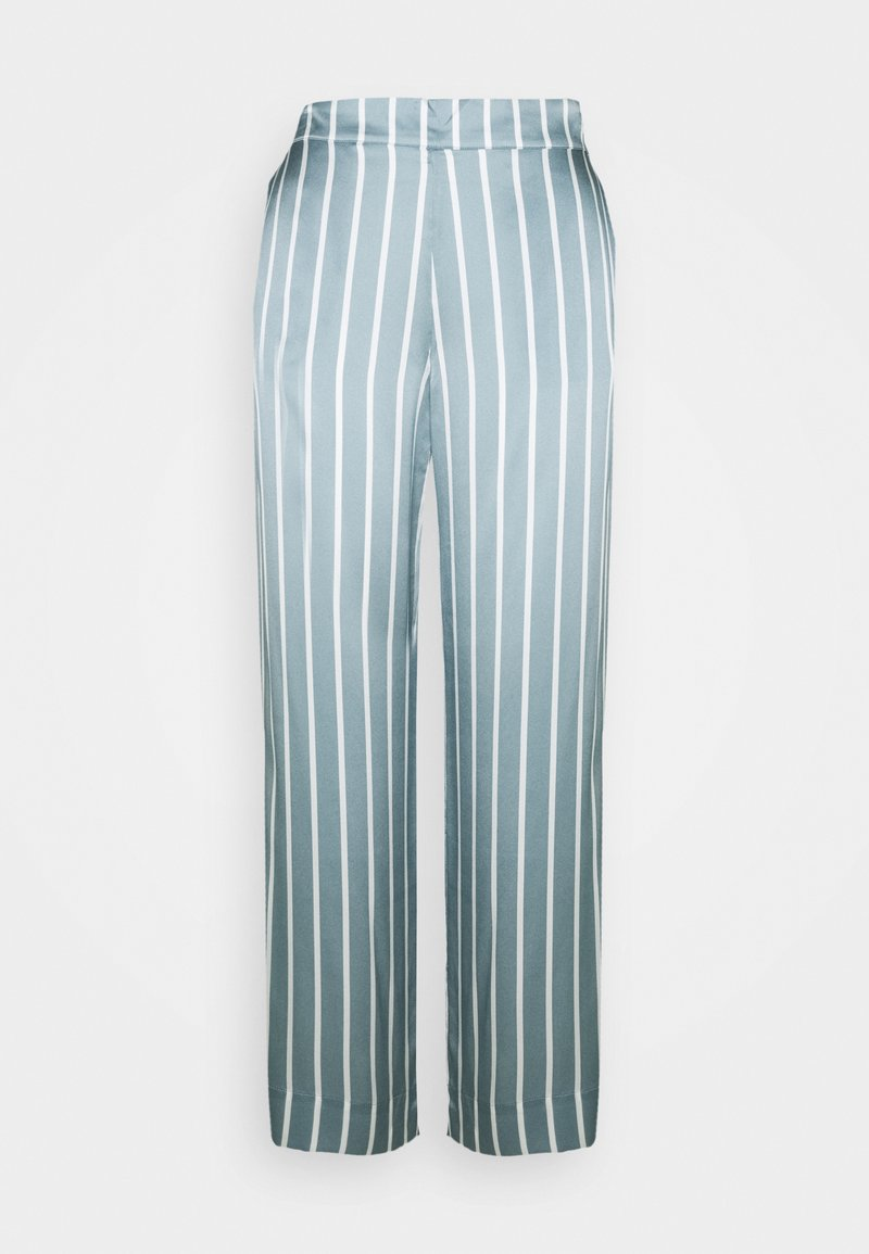 ASCENO - THE LONDON BOTTOM - Pyjama bottoms - dust blue