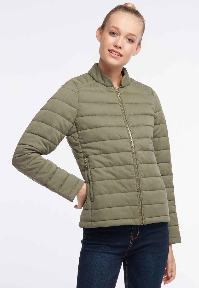 Particular Discount Women's Clothing myMo Light jacket olive J6DgtlKjx