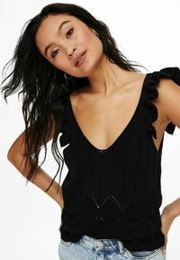 ONLY - Top - black - 3