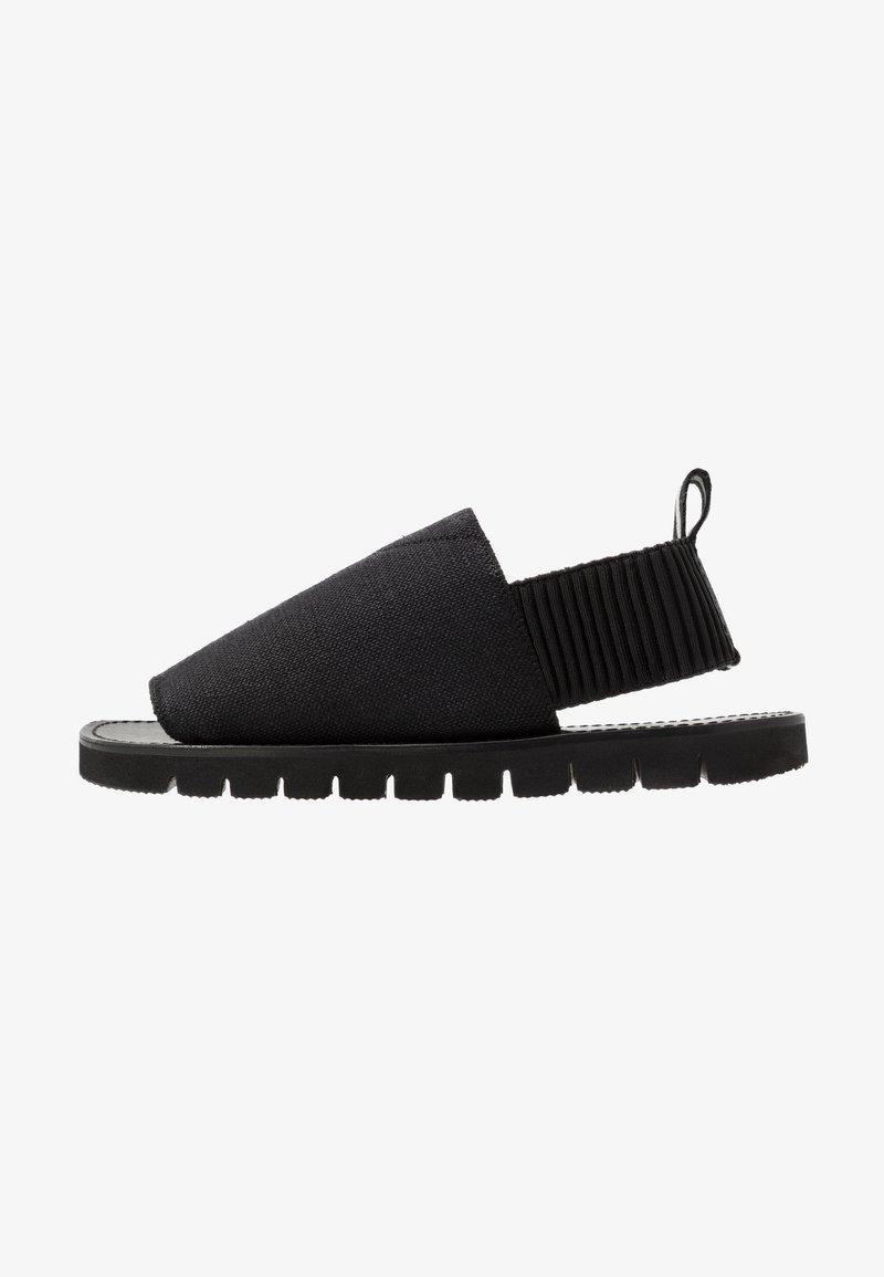 3.1 Phillip Lim - ELASTIC STRAP  - Sandals - black