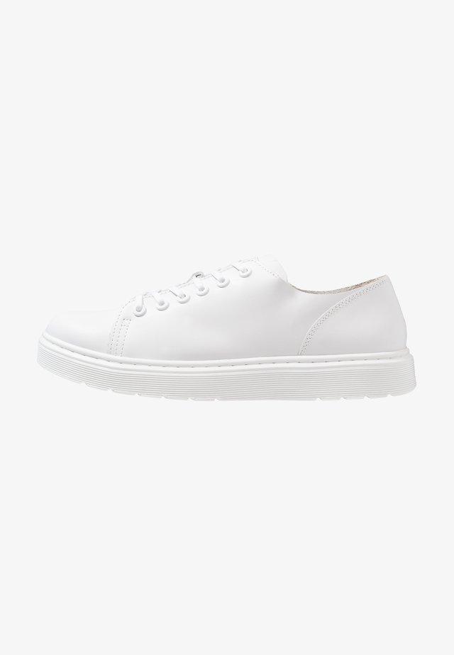 DANTE - Casual lace-ups - white