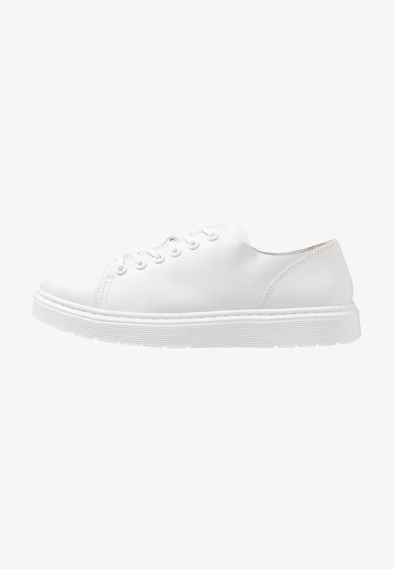 Dr. Martens - DANTE - Volnočasové šněrovací boty - white