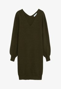 Mango - SAYN - Jumper dress - khaki - 4