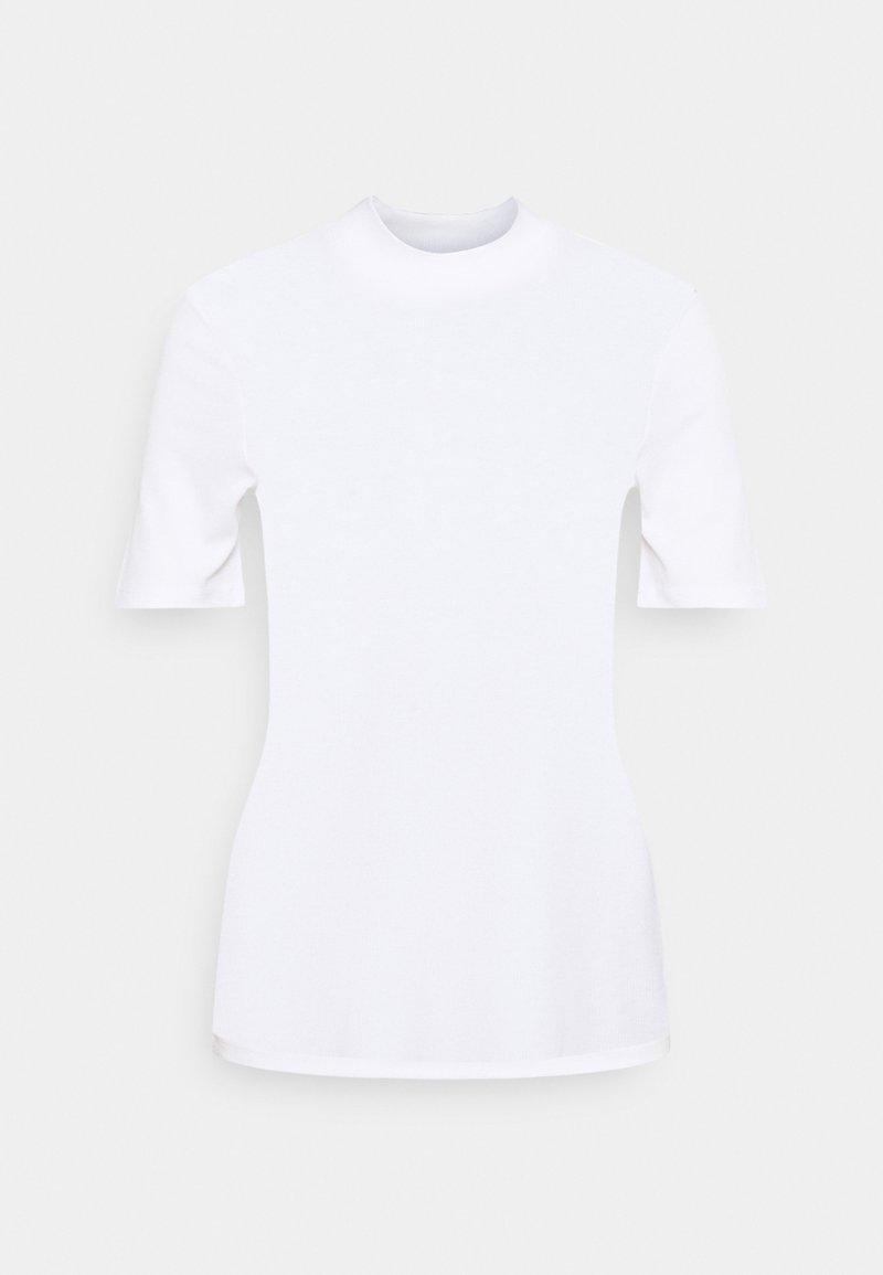 Pieces - PCBIRDIE  - T-shirts - bright white