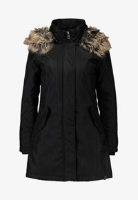 ONLY - ONLKATY  - Winter coat - black - 5