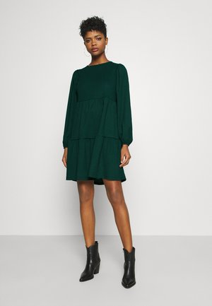 ONLZILLE SHORT DRESS - Jerseykleid - ponderosa pine