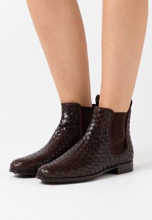 BECERRITO - Ankle boots - testa di moro