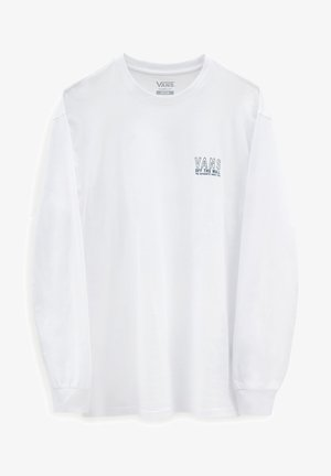 MN MOONSTONE BEACH LS - Long sleeved top - white
