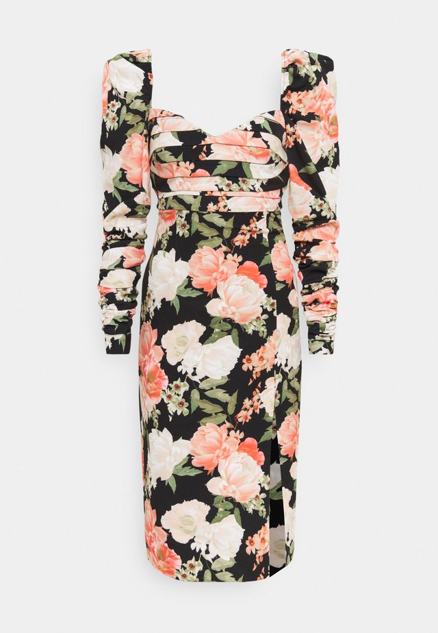 KISSED BY A ROSE DRESS - Juhlamekko - floral