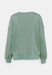 Moss Copenhagen - IMA - Sweatshirt - chinois green - 1