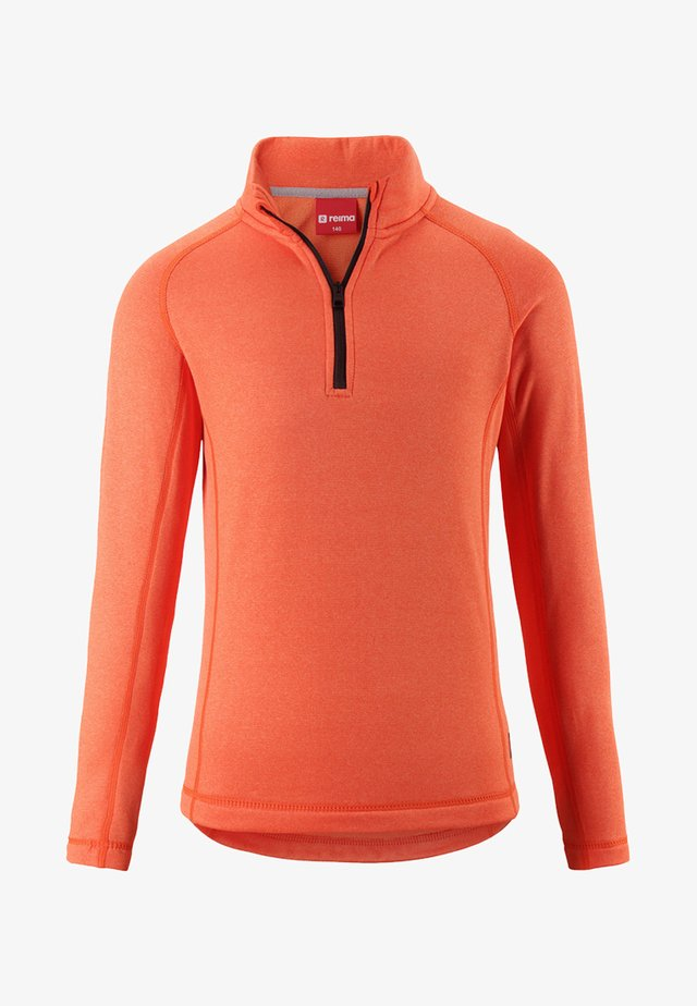 TALE - Fleece jumper - orange