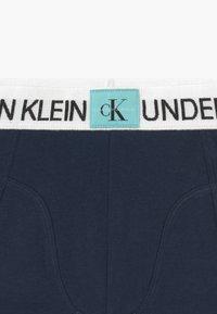 Calvin Klein Underwear - 2 PACK - Pants - blue - 3