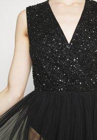 Lace & Beads - LILLIAN MAXI - Robe de cocktail - black - 7