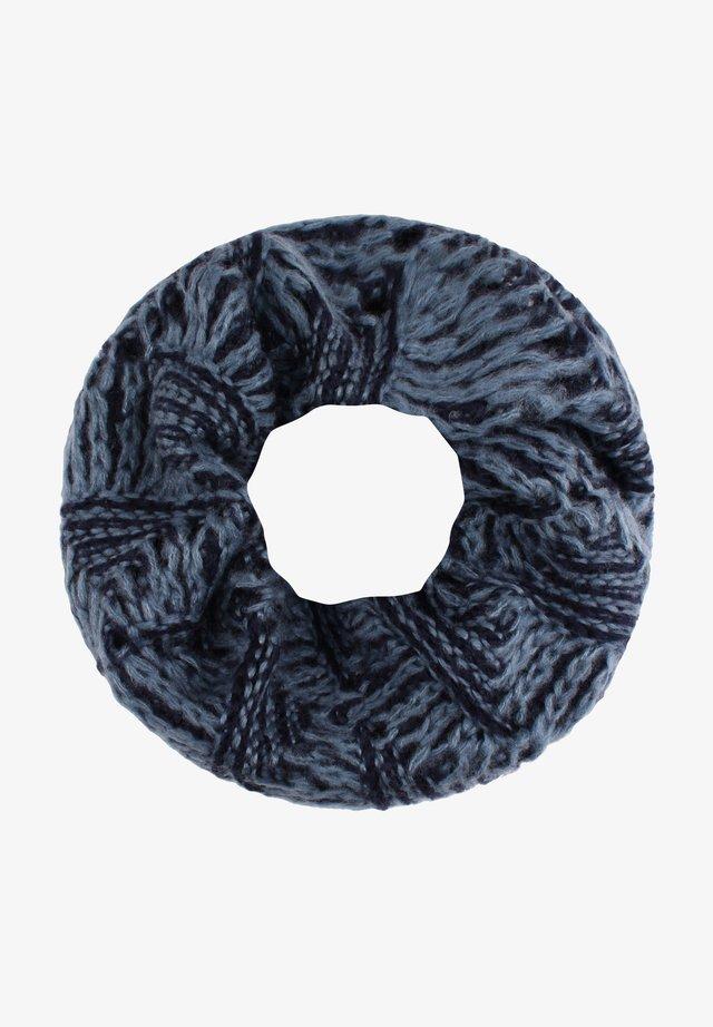 SERIE YUKA - Sjaal - blau