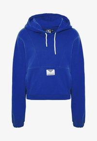 Hummel Hive - HMLVIG LOOSE HOODIE - Jersey con capucha - mazarine blue - 3