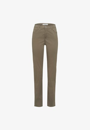 STYLE MARY - Trousers - khaki