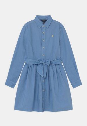 OXFORD DAY DRESS - Blusenkleid - sky blue
