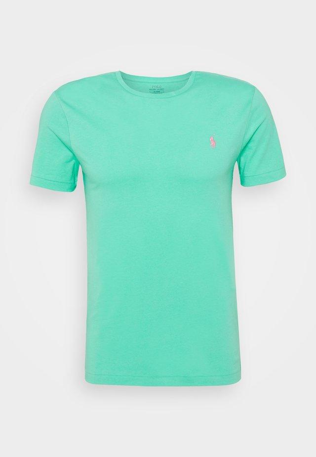 Basic T-shirt - sunset green