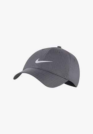 TECH - Cappellino - dark grey/anthracite/white