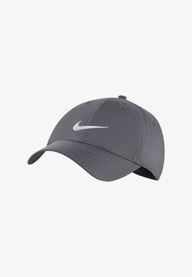 TECH - Casquette - dark grey/anthracite/white