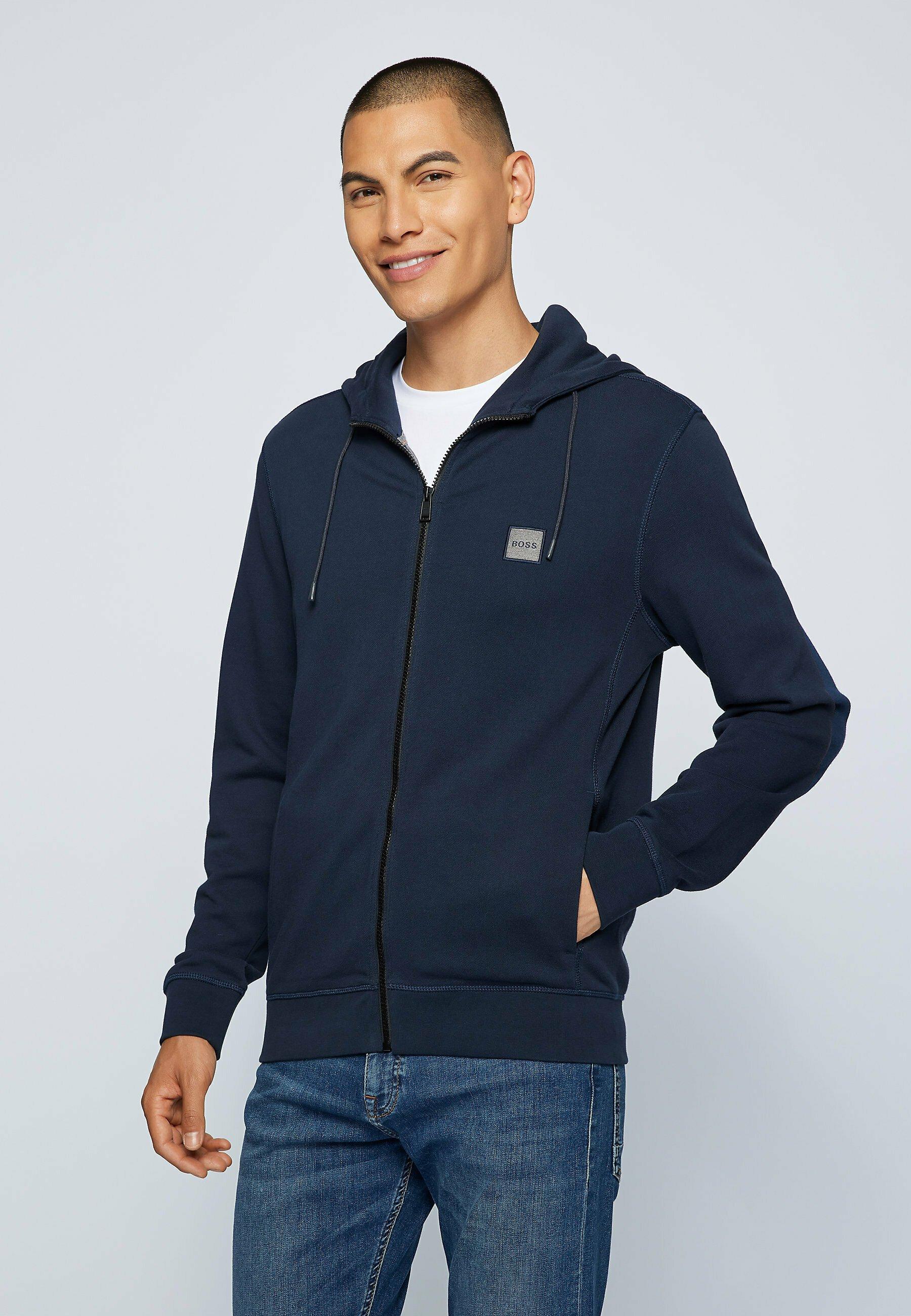 Men ZETALK - Zip-up sweatshirt
