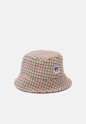 Boss x Russell Athletic HATS - Klobouk - medium beige