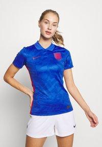 Nike Performance - ENGLAND ENT AWAY - National team wear - mega blue/sport royal - 0