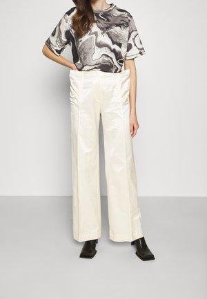 PANT - Broek - white