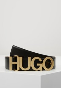 HUGO - ZULA BELT  - Belt - black - 0