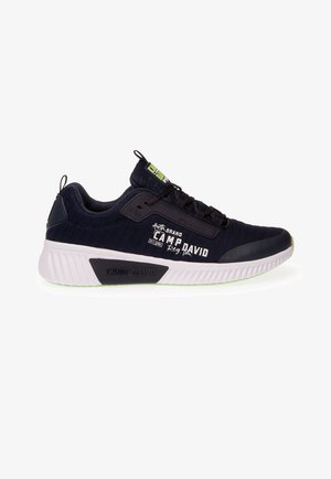 Trainers - thunder blue