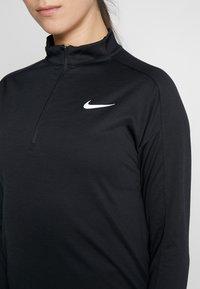 Nike Performance - PACER  - Camiseta de deporte - black/reflective silver - 5