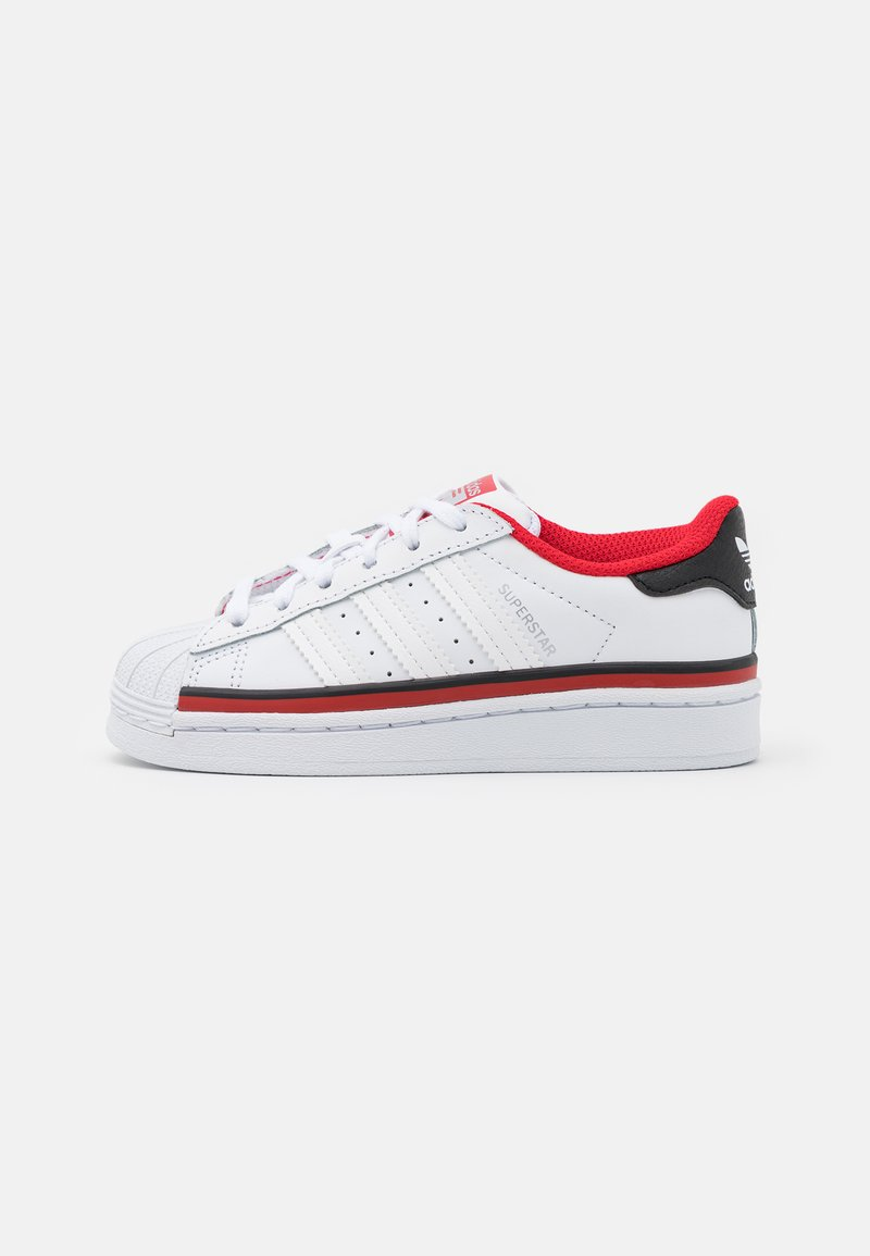 adidas Originals - SUPERSTAR UNISEX - Trainers - white