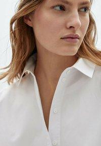 Massimo Dutti - Polo shirt - white - 2