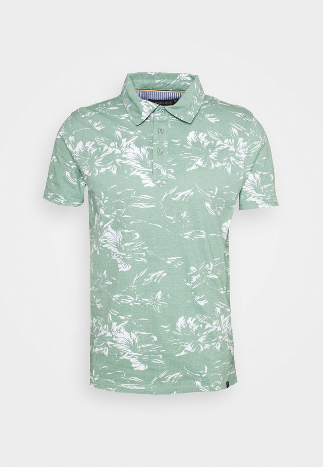 LA LINEA - Polo shirt - granite green