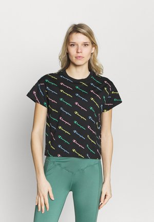 CREWNECK  - Print T-shirt - multi-coloured