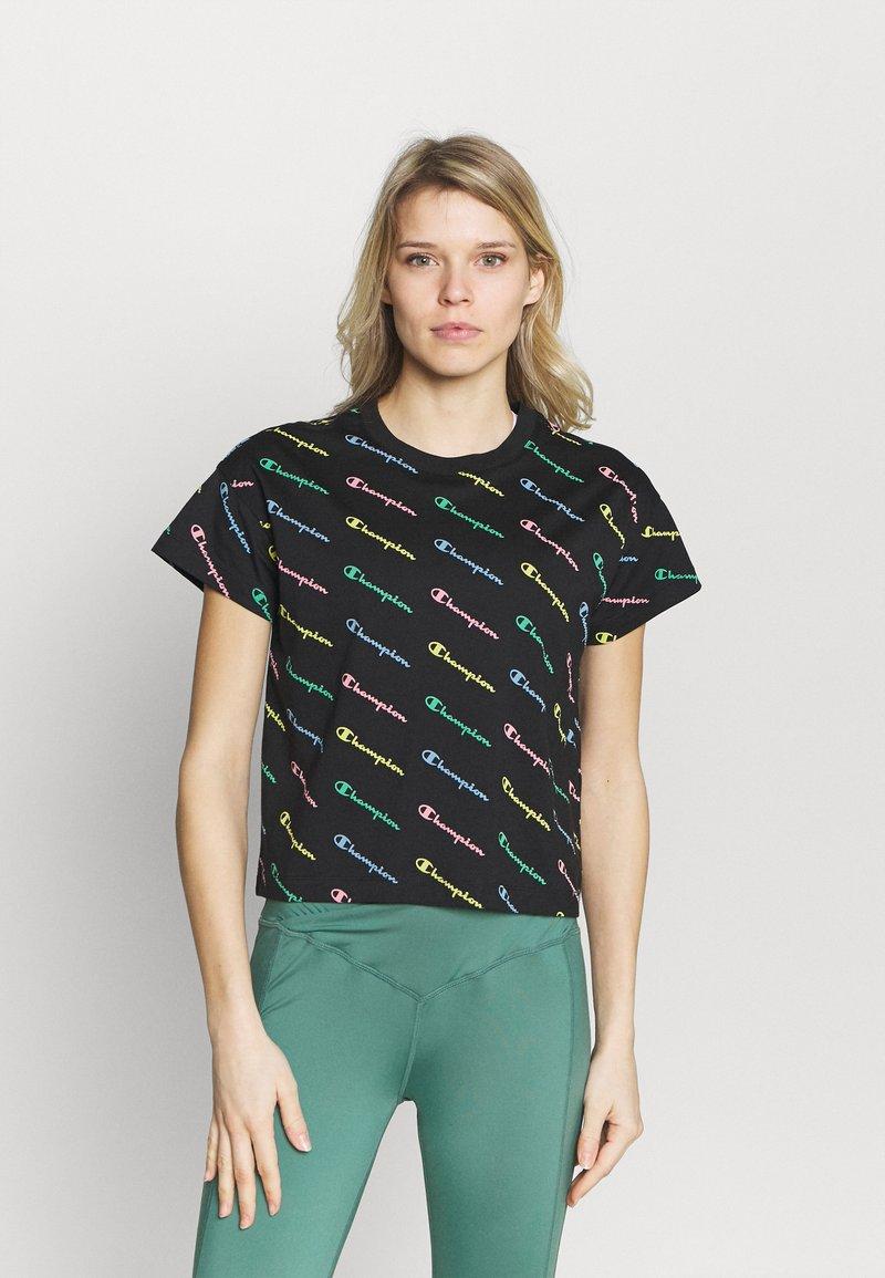 Champion - CREWNECK  - Camiseta estampada - multi-coloured