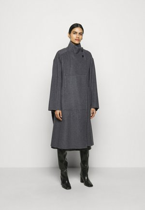 CLASSIC MELTON BLANKET COAT - Mantel - grey