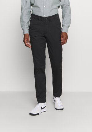 SLHSLIM MILES FLEX PANTS - Chinos - phantom