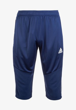 TIRO - 3/4 sports trousers - dark blue
